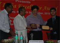 2010 All India Excellence Award