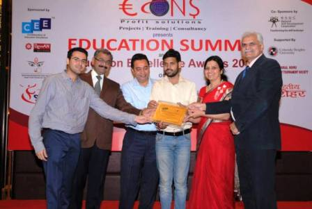 Placement Excellence Award 2015